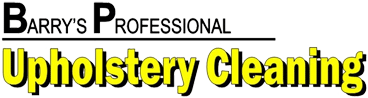 Barrys Professional Cleaning Logo
